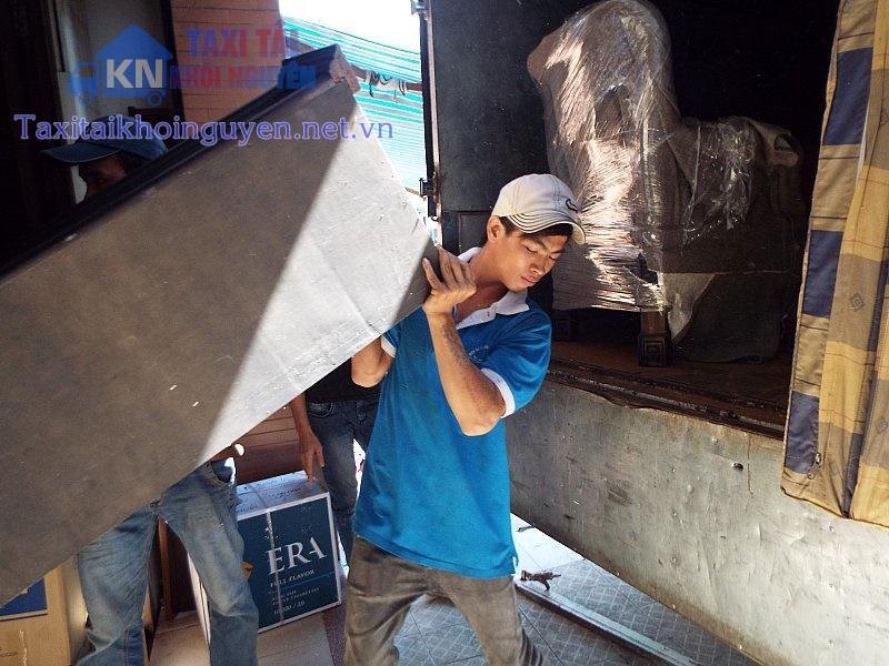 Taxi tải chuyển nhà TP.Hồ Chí Minh - Ninh Thuận
