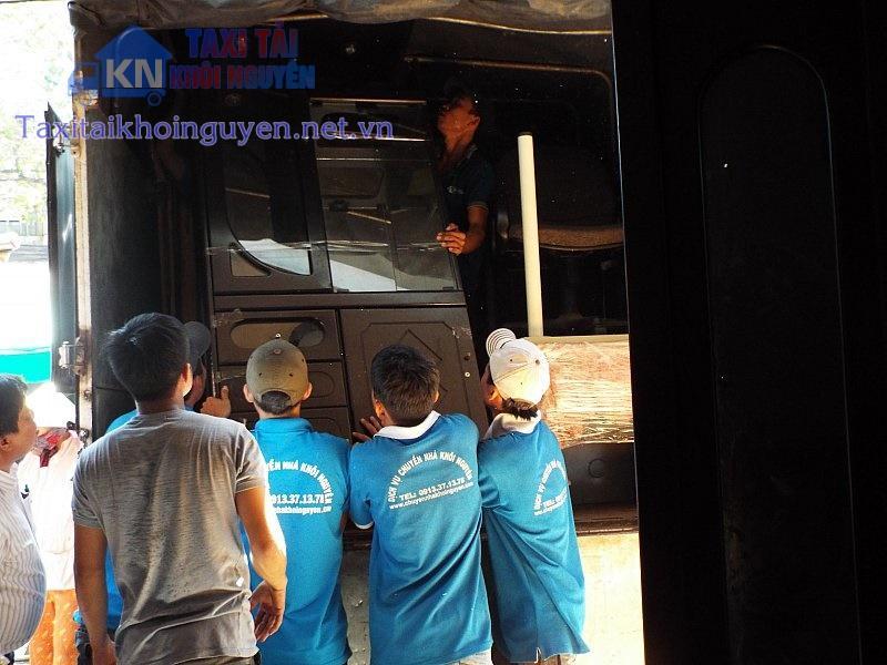 Taxi tải chuyển nhà Sóc Trăng - TP.Hồ Chí Minh