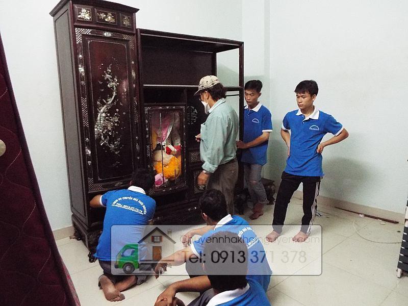 Chuyển văn phòng giá rẻ Tây Ninh