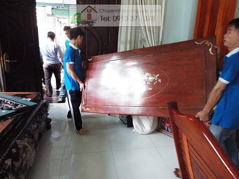 Dọn nhà huyện Bình Chánh trọn gói