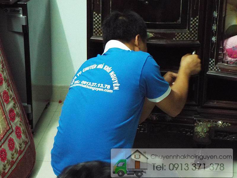Dịch vụ taxi tải giá rẻ quận Tân Phú