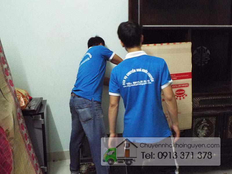 Taxi tải chuyển nhà Bình Phước - TP.Hô Chí Minh