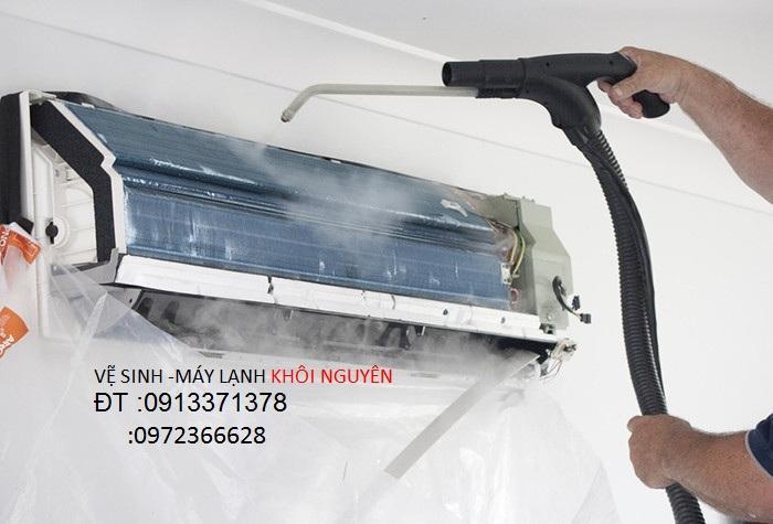 Dịch vụ tháo lắp máy lạnh tại nhà TP.Hồ Chí Minh