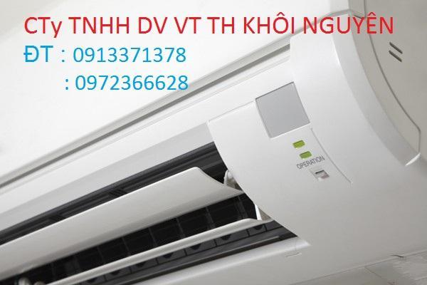 Tháo lắp máy lạnh nhanh chóng, giá rẻ nhất TP.Hồ Chí Minh