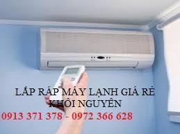 Tháo lắp máy lạnh ở đâu rẻ và an toàn?
