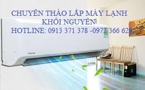 Di dời máy lạnh giá rẻ TP.Hồ Chí Minh