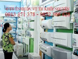 Di dời, tháo lắp máy lạnh TP.Hồ Chí Minh