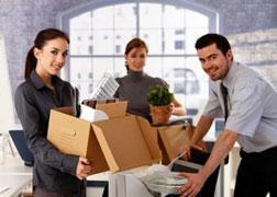 Dịch vụ chuyển văn phòng trọn gói nội thành phố HCM