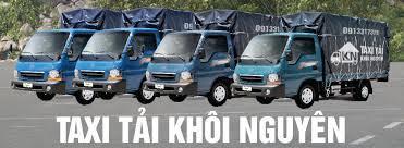 Dịch  vụ TAXi tải trọn gói giá rẻ
