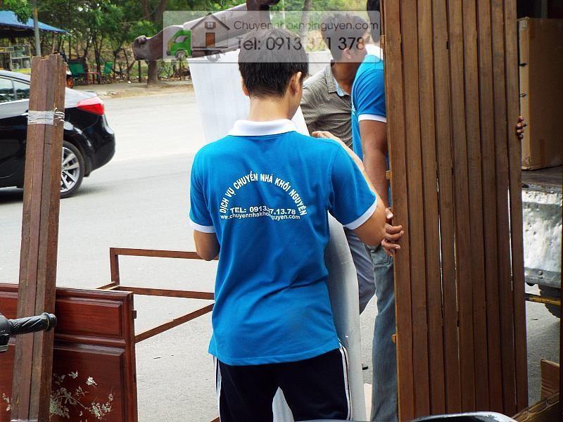 Chuyển nhà rẻ nhất huyện Bình Chánh