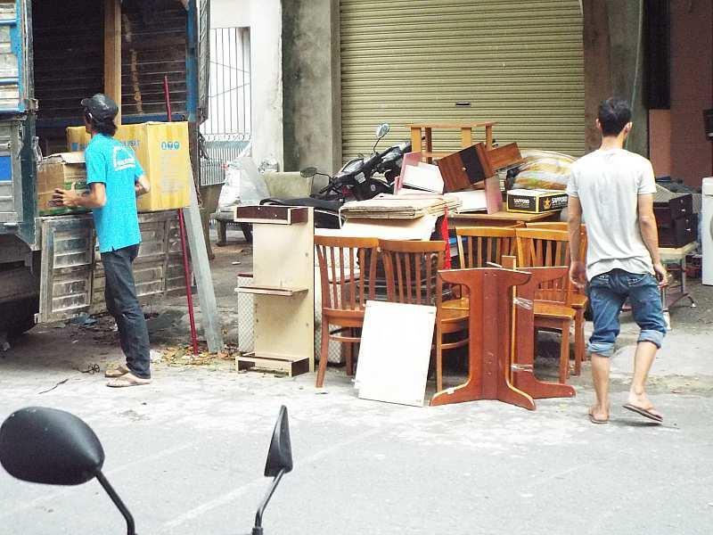 Dịch vụ dọn nhà trọn gói quận Bình Tân