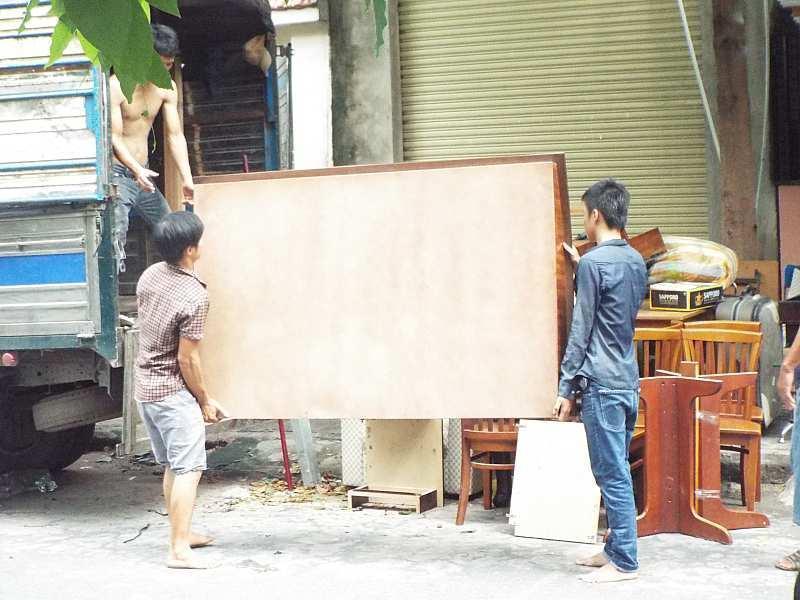 Dịch vụ dọn nhà trọn gói huyện Hóc Môn