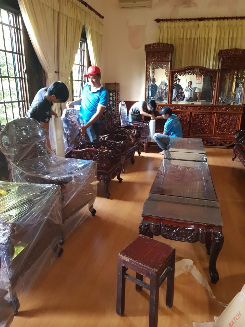 Chuyển nhà rẻ trọn gói quận Tân Bình