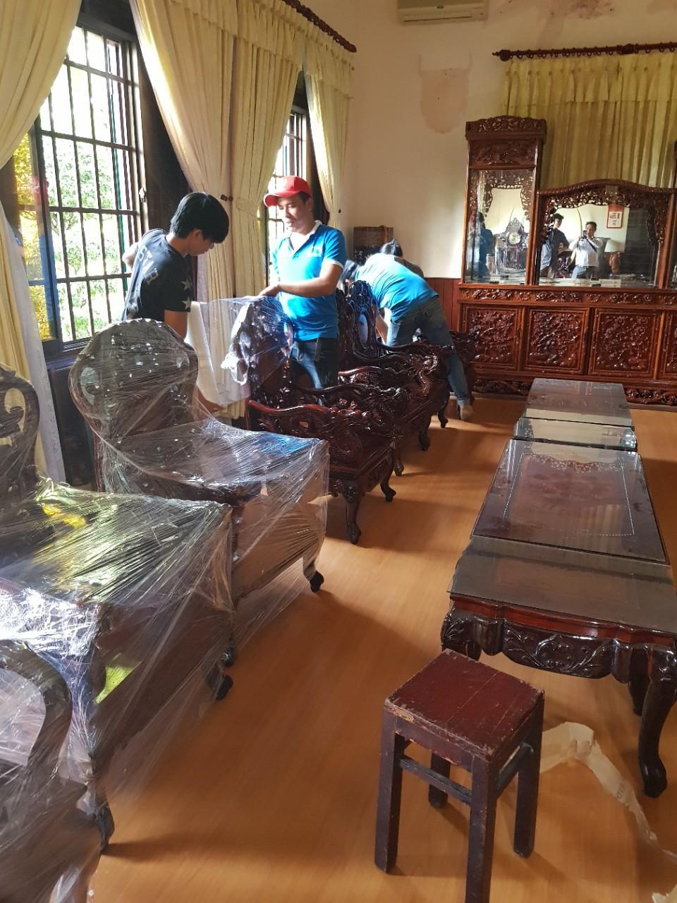 Dọn nhà trọn gói Quận Phú Nhuận