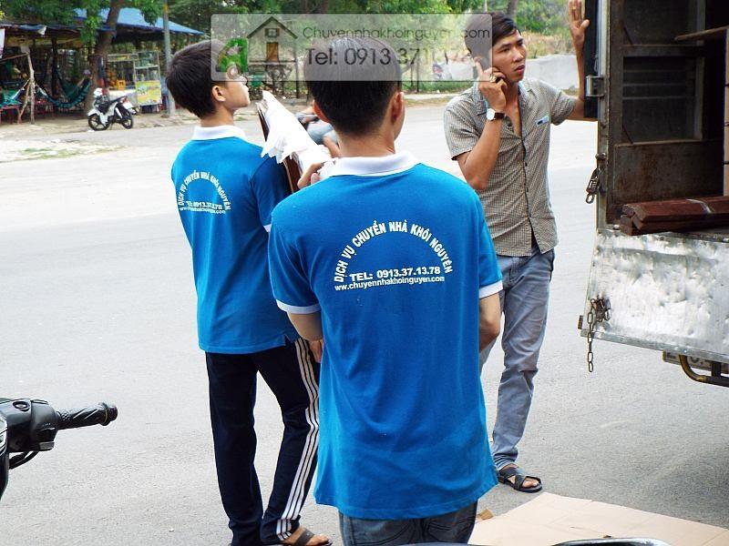 Dịch vụ chuyển văn phòng trọn gói quận Tân Phú