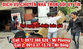 Dịch vụ chuyển nhà giá rẻ Hồ Chí Minh