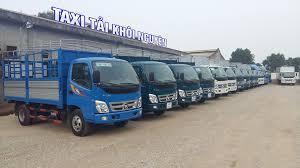Dịch vụ taxi tải giá rẻ quận 8