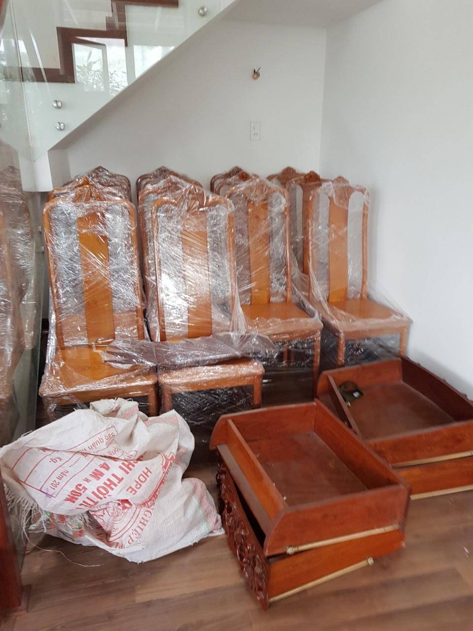 Chuyển nhà rẻ trọn gói quận Phú Nhuận