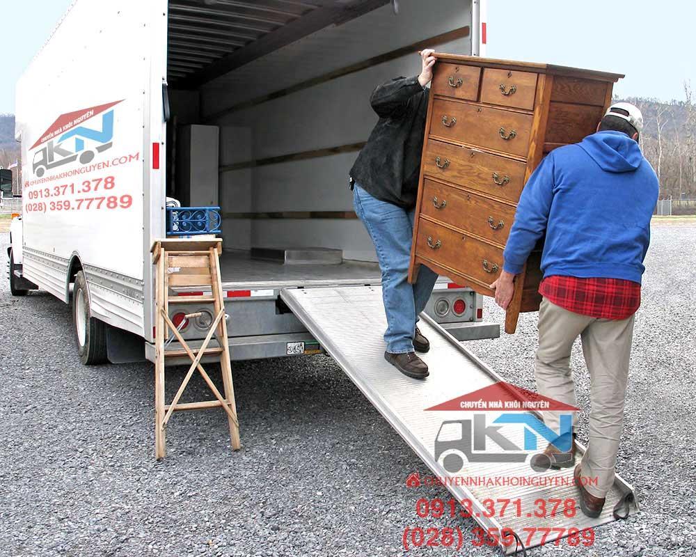 Dịch vụ chuyển nhà trọn gói giá rẻ nhanh chóng nhất