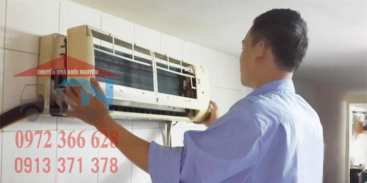 Lắp máy lạnh tại nhà