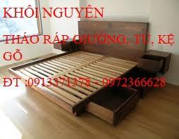 Dịch vụ tháo lắp giường tủ giá rẻ TP.Hồ Chí Minh