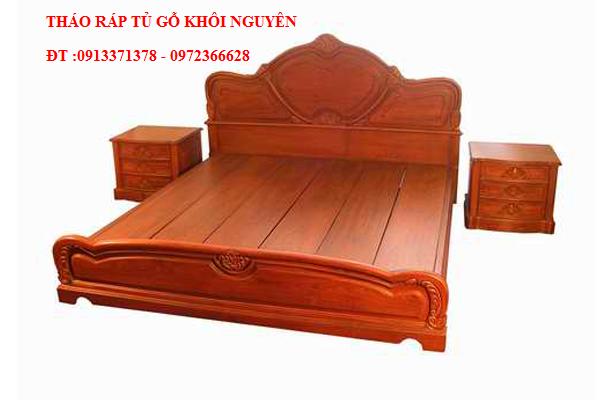 Dịch vụ tháo lắp giường tủ quần áo TP.Hồ Chí Minh