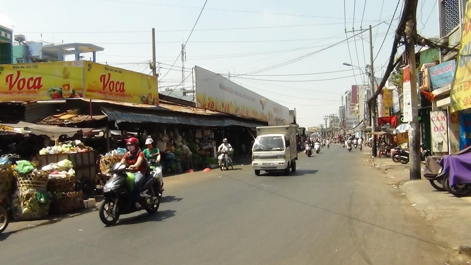 Taxi tải chở hàng Gò Vấp