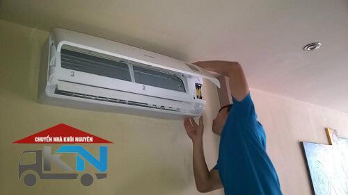 Dịch vụ tháo lắp, vệ sinh máy lạnh tại nhà