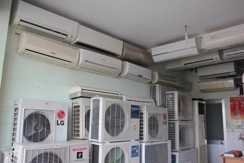 Thu mua máy lạnh cũ giá tốt nhất