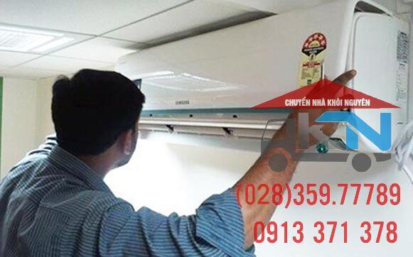 Dịch vụ tháo lắp máy lạnh giá rẻ