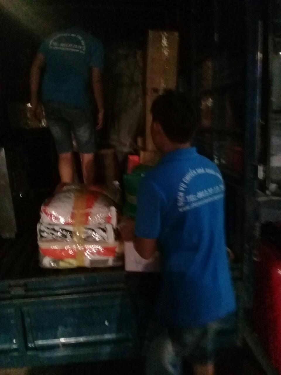 Taxi tải chuyển nhà TP.Hồ Chí Minh - Phú Yên
