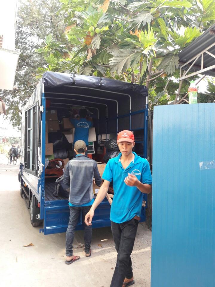 Chuyển văn phòng giá rẻ Bình Định
