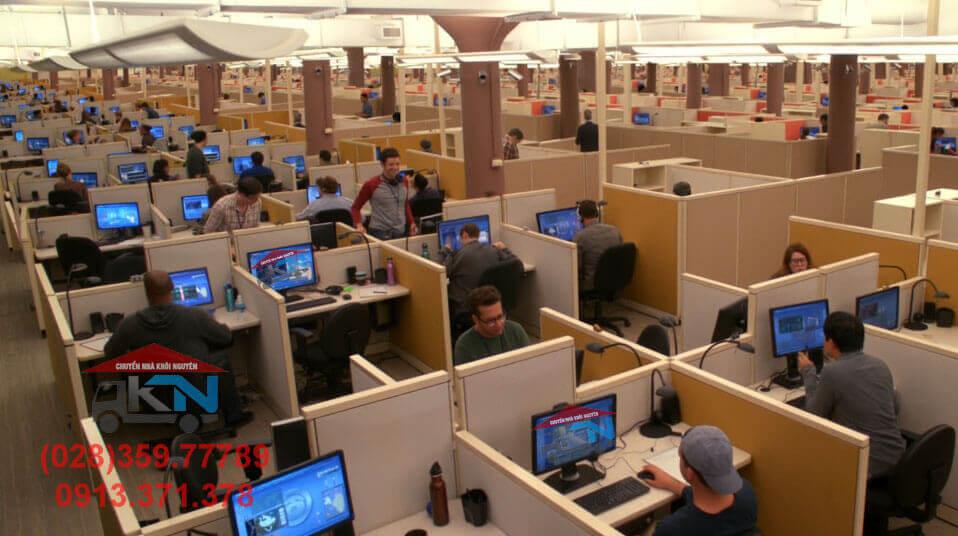 Nên chọn dịch vụ chuyển văn phòng trọn gói Quận 9 giá rẻ nào