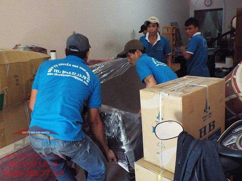Dịch vụ chuyển nhà trọn gói Quận Tân Bình