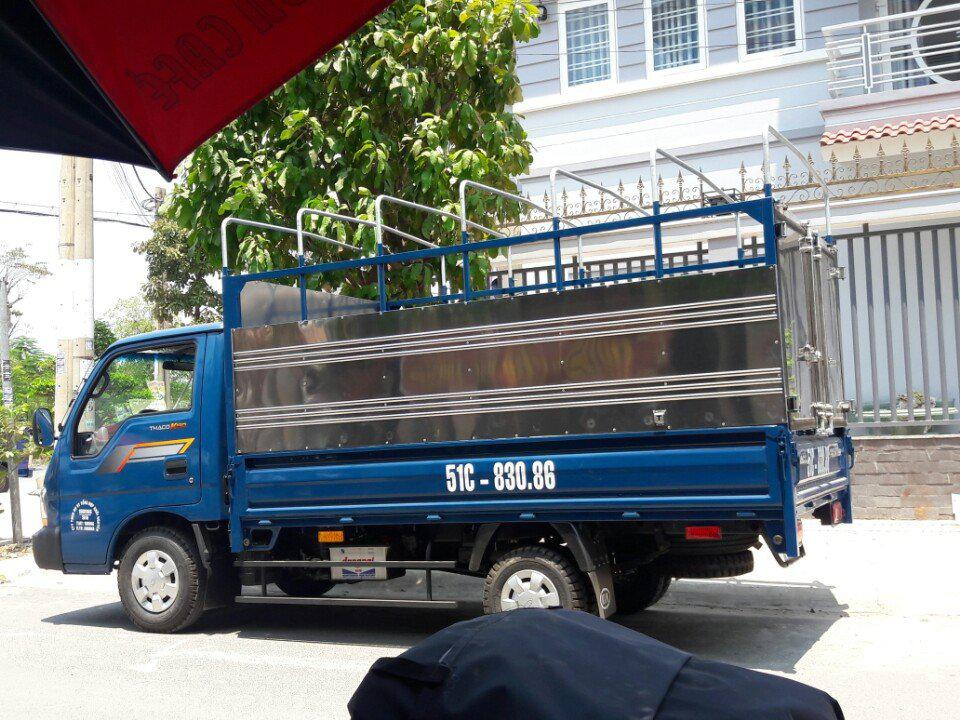 Dịch vụ cho thuê xe tải chở hàng trọn gói giá rẻ mùa dịch