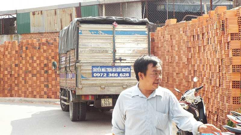 Dịch vụ chuyển nhà trọn gói Bình Chánh