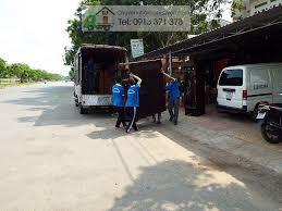 Dịch vụ chuyển nhà trọn gói Cần Giờ