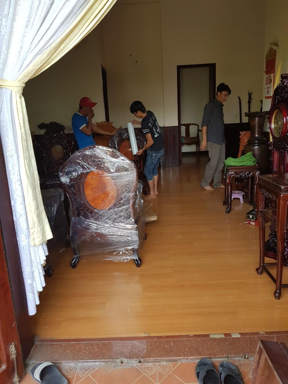 Dọn nhà quận Phú Nhuận trọn gói