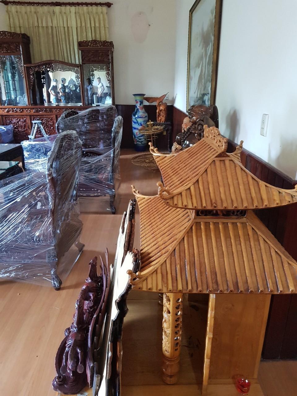 Dọn nhà quận Tân Bình giá rẻ