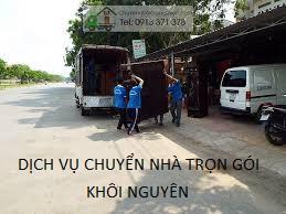 Dịch vụ chuyển nhà trọn gói quận 7