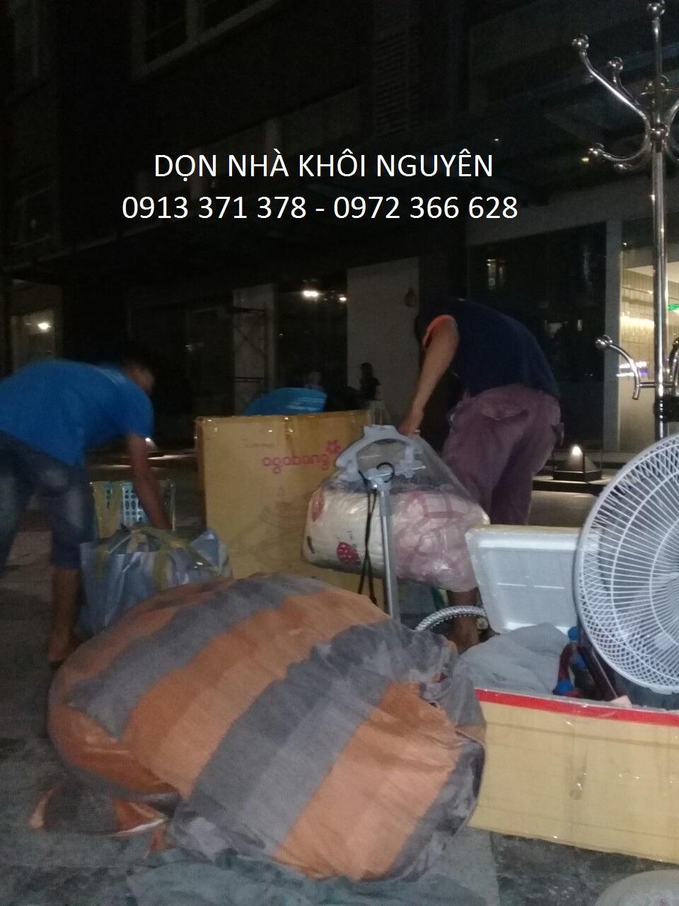 Dịch vụ chuyển nhà trọn gói Củ Chi