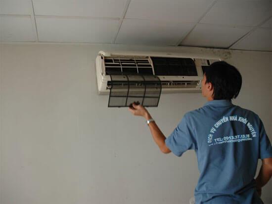 Dịch vụ lắp đặt máy lạnh Khôi Nguyên