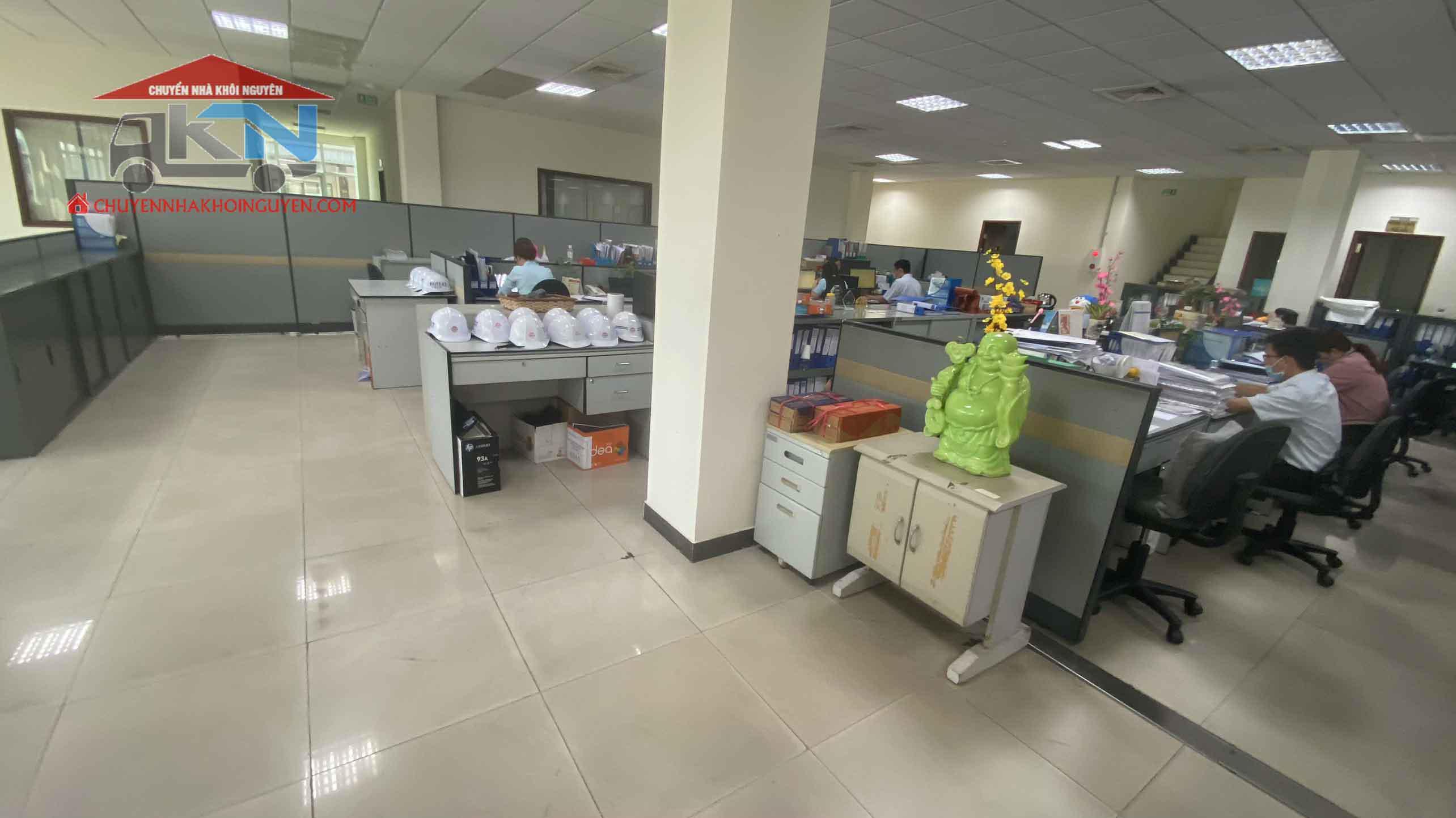 Dịch vụ chuyển văn phòng trọn gói Biên Hòa, Đồng Nai